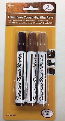 Wood Furniture Touch Up Markers Stain Scratch Repair