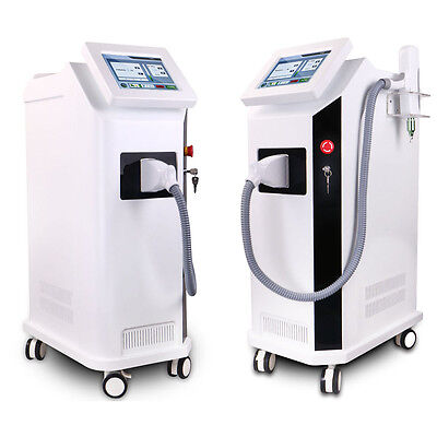 Nd Yag Laser Tattoo Remover Spots Removal Machine Tattoo Remove Red Target Light