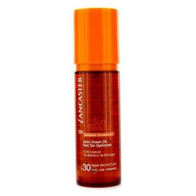 (17,53€/100ml) Lancaster Sun Care Satin Sheen Oil Fast Tan Optimizer SPF 30 - So