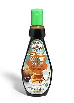Coconut Merchant Coconut Syrup 250 ml