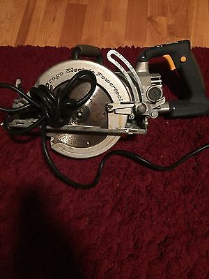 "Professional Series CHICAGO ELECTRIC 7-1/4"" Worm Drive Circular Saw!!!!!"