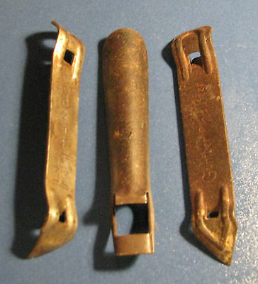 Vintage Bottle Openers Gunther Beer Handy Button NYC