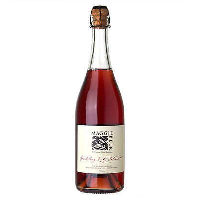 NEW Maggie Beer Sparkling Ruby Cabernet