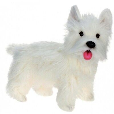 "West Highland Terrier 20"" By  Hansa Model: 4567"