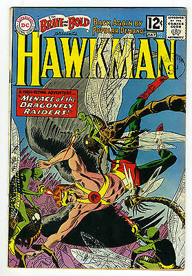 Brave and the Bold Hawkman #42 FN 6.0