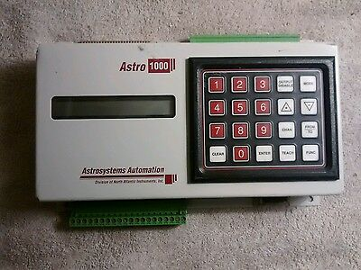 AstroPLX model 1000-52-1-120-1, Astrosystems Automation, Astro 1000