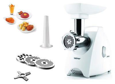 @ NEW ZELMER (BOSCH) DIANA 887.5 Electric Kitchen MEAT MINCER Cookies Burgers