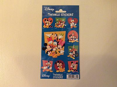 Disney Classic Cartoon Characters Stickers Party Bags