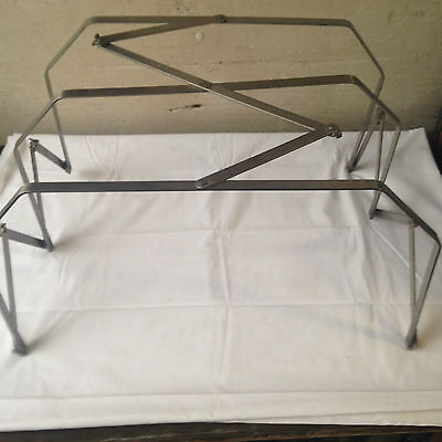 Stainless Steel Folding Hospital Bed Cradle For Burn Patients, Nib