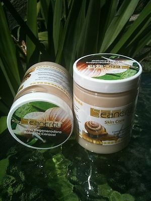Creme Bave D' Escargot Anti Ride Anti Age  Traite L'acne  Repare Les Vergeture