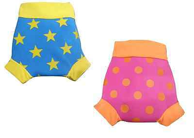 Indigo Kids baby toddler boy girl neoprene swim nappy reusable shorts swimwear