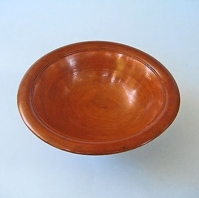 VINTAGE TURNED WOOD TREEN BOWL Small Australian Timber Hand-crafted