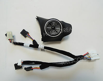 2014 2015 2016 KIA SOUL OEM Auto Cruise Control Switch + Extension Wire 2EA Set