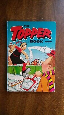 The Topper Book 1986. (Annual). D.C Thomson.