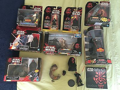 Darth Maul Action Figures!!!