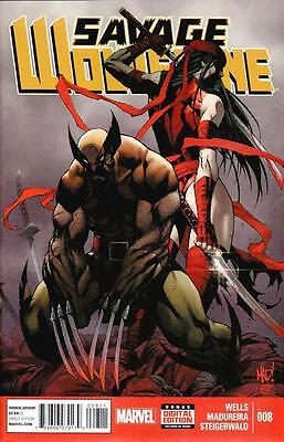 Savage Wolverine #8 Marvel