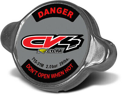 Cv4 High Pressure Radiator Cap - 30 Psi - 2.0 Bar - Honda Yamaha _Cv715-31M