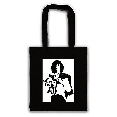 like Patti Smith gloria Jesus died new tote bag shopper different colours horses