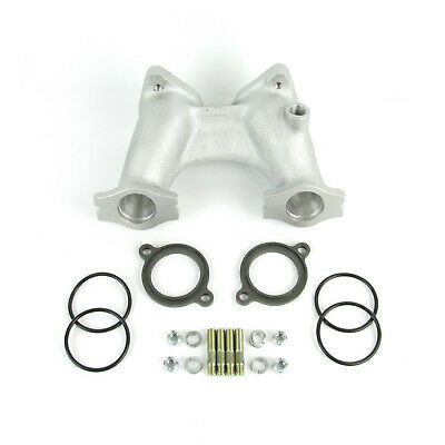 Mangoletsi Mini / A Series 4 inch manifold single Dellorto/Weber 45 carb M4050