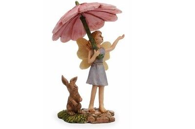 Miniature Dollhouse FAIRY GARDEN - Rainy Day - Accessories