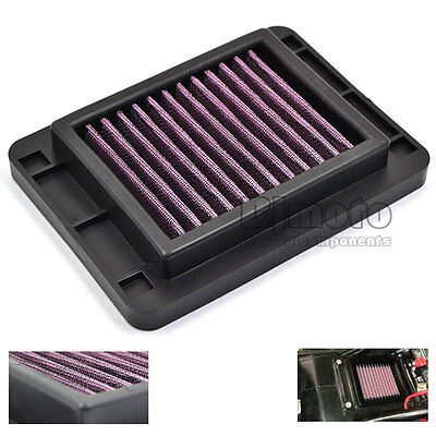 New High Flow Air Cleaner Filter Element for Yamaha YZF R25 2013 2014 R3 2015
