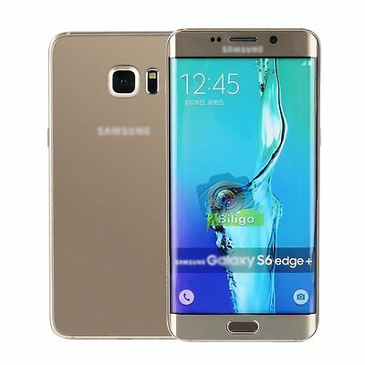 1:1 Non-Working Dummy Display Phone For SAMSUNG GALAXY S6 edge+ Gold【UK】
