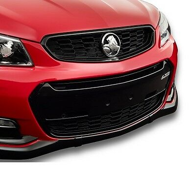 New Genuine GM Holden Commodore VF Series 2 Black grille surrounds SS / SV6