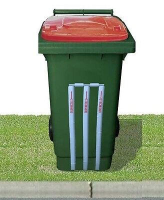 Authentic Gray Nicolls Self Adhesive Sticker Stumps + Free Delivery Aus Wide
