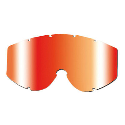 Progrip NEW Mx 3248 Multi-layered Replacement Motocross Goggles Red Tinted Lens