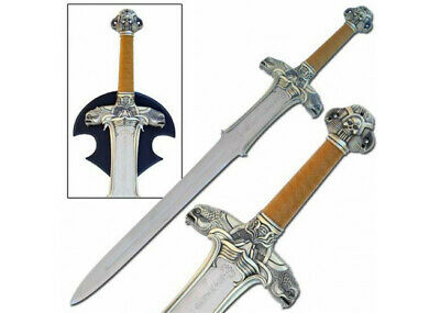 Medieval Barbarian Hero Sword