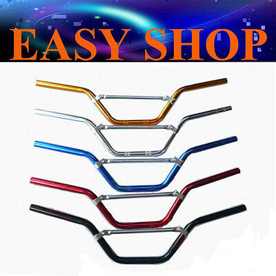 "7/8"" 22mm Alloy Handle Bar 110cc 125cc 140cc 150cc PIT PRO Trail Quad Dirt Bike"