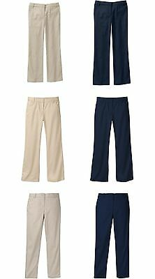 Girls George & ASW School Uniform Assorted Pants, Choose Brand/Size/Color