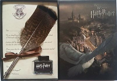 Quill Pen Luxury Harry Potter Quill Pen And Ink Set / Ink Bottle Without Ink