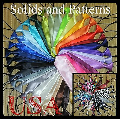 60 colors USA seller boys & girl ties baby, toddler, small child