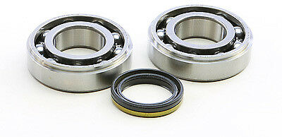Hot Rods Main Crank Bearing Kit Suzuki RMZ250 2007-2009 RMZ 250 K055 Kit w/ seal