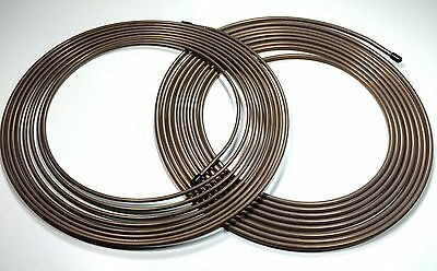 3/16 AND 1/4 Copper Nickel Rolls - 25 ft. each