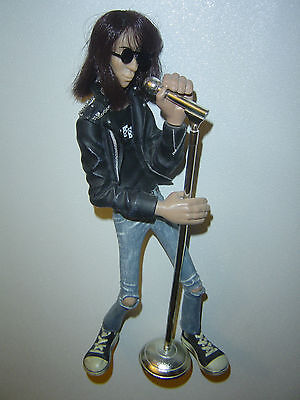 Joey Ramone 12'' Loose Figure ''Hey Ho let's go!'' Made By Stronghold 2003