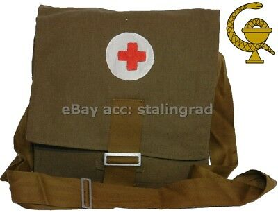 Original Soviet Army shoulder field medic bag  USSR