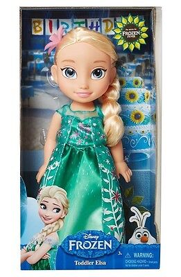 Frozen Elsa Toddler Bambola  35 Cm