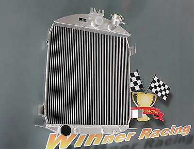 56mm 26'' aluminum radiator fit for Ford Model A w/Ford engine AT 1928-1929