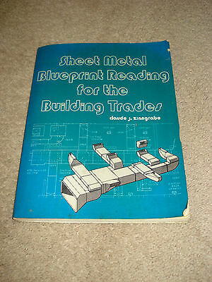 Building trades blueprint reading 5th edition part 1 fundamentals c sheet metal blueprint reading for the building trades by claude j zinngrabe malvernweather Gallery