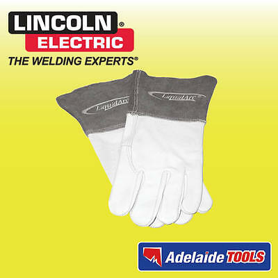 Lincoln Electric Calfskin Tig Welding Gloves - LA180