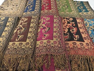 $4.75- lot of 20 bulk wholesale pashmina scarves shawls *US SELLER*