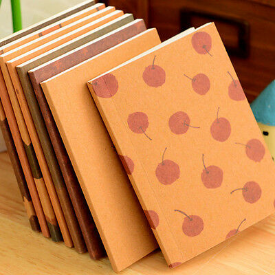 Diary Original Notebook Mini Memo Note Book Paper Stationery  School Supplies