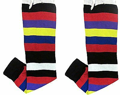 Takashi Japan Tabi Socks RAINBOW 1 Size Senior UK 7-11