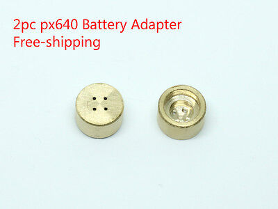 2pc COPPER-MADE PX 640 CAMERA BATTERY ADAPTER Free-shiping