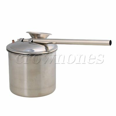 Stainless Steel Glazed Pot Watering Can Clay Oiler Andcreatively Airbrush 200ML