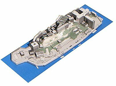 Estee Perth Warship Island Paper Craft From Japan