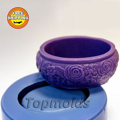 Bowl 3D soap mold Food-grade silicone bottom box mold 3D mold Free shipping