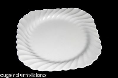 Johnson Brothers REGENCY: Square Salad Plate Made in England Ironstone